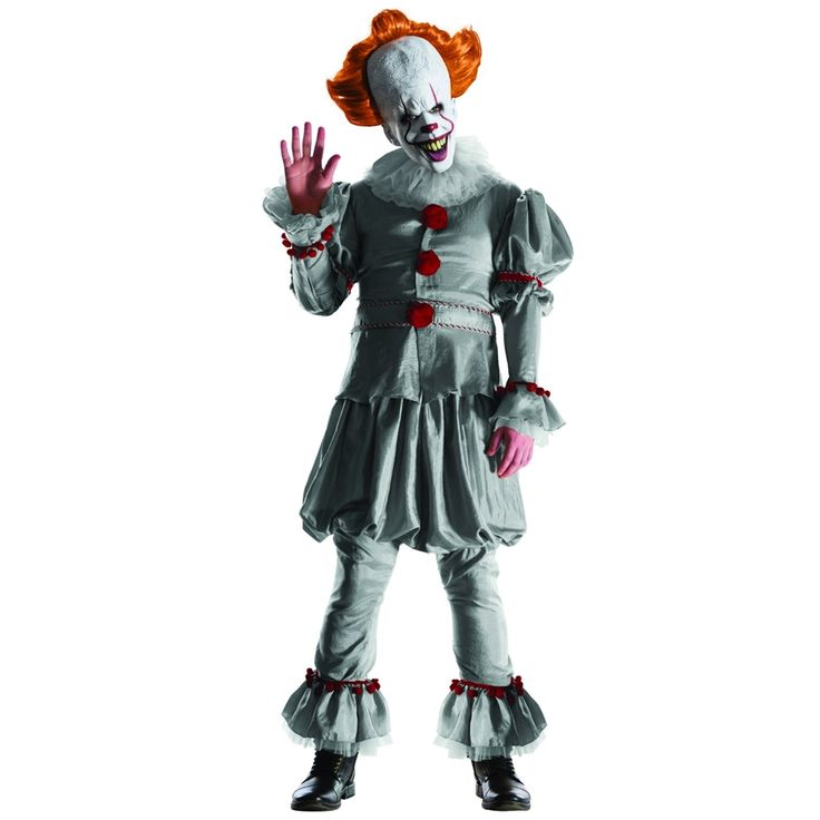 it the movie pennywise grand heritage adult mens costume