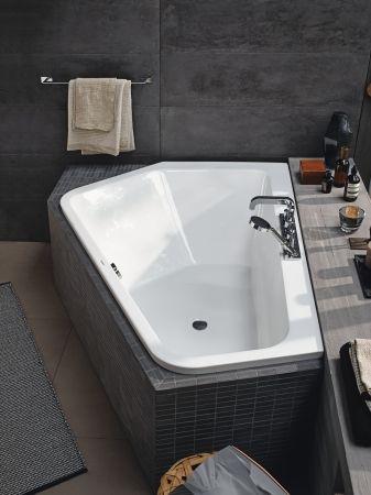 Duravit - Bathroom design series: Paiova - bath tubs and bath room furniture from Duravit.