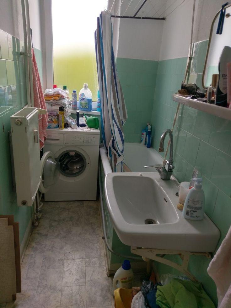 fürdőszoba felújítás előtt