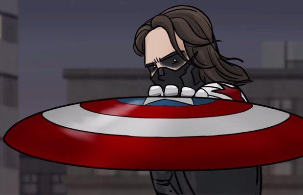 Captain America 2 – Comment ça aurait dû se terminer