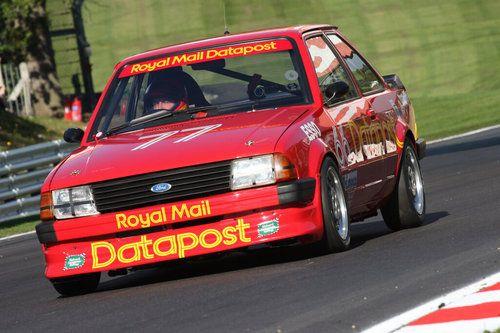 Ford Escort BTCC race car