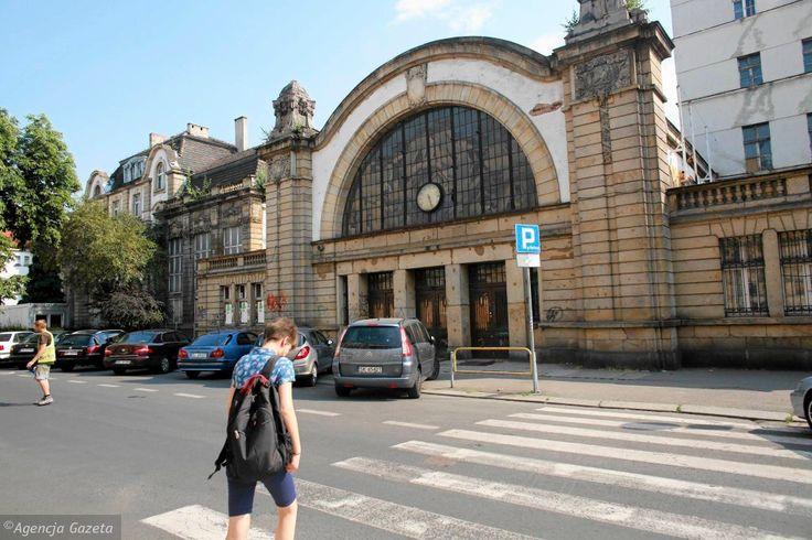Katowice - stary dworzec PKP