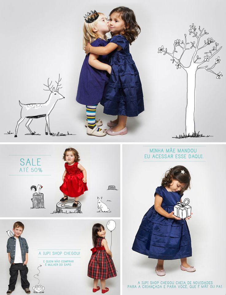 illustrations for sa children clothing brand - by @Karen Hofstetter