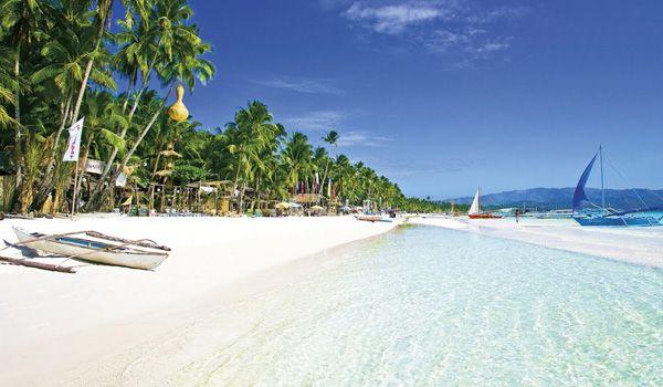 White Beach, Boracay - Filipina | Tiket pesawat ke Manila http://goo.gl/QfYoGH