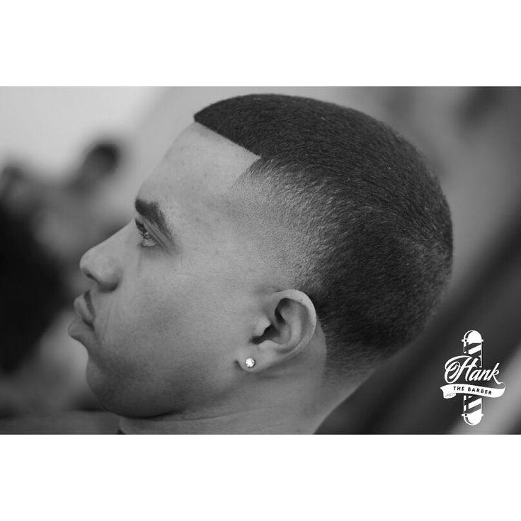 Barber:HankTheBarber Hair Cut:Bald Taper Fade