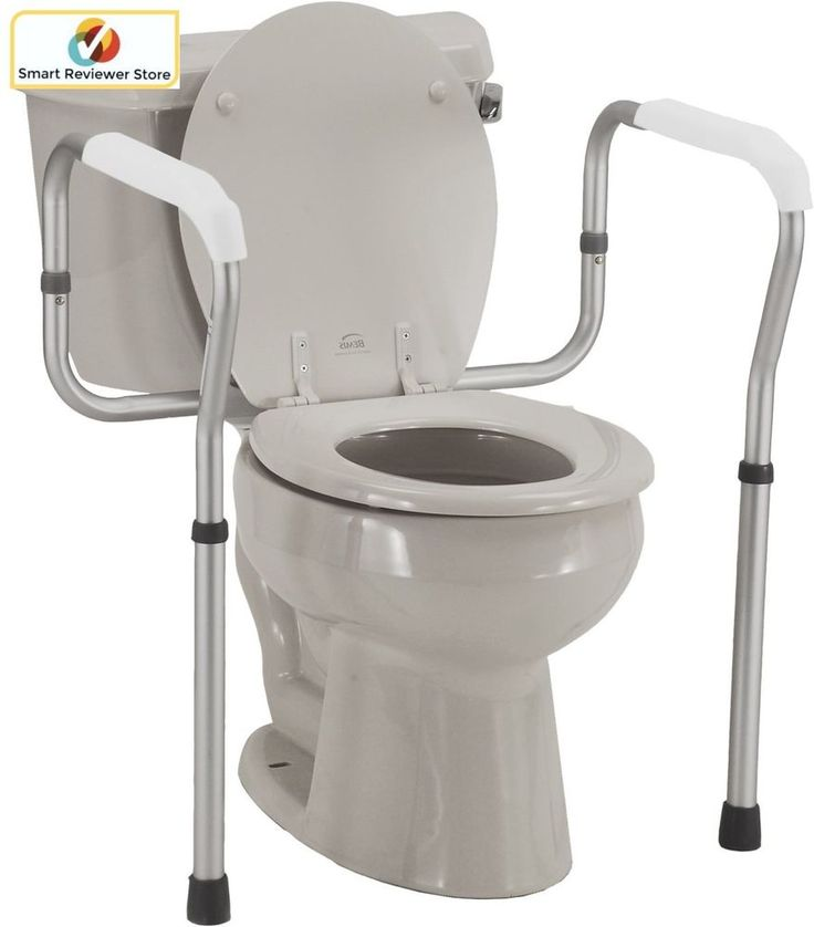 10 best TOP 10 BEST TOILET SAFETY FRAMES AND RAILS REVIEWS images on ...