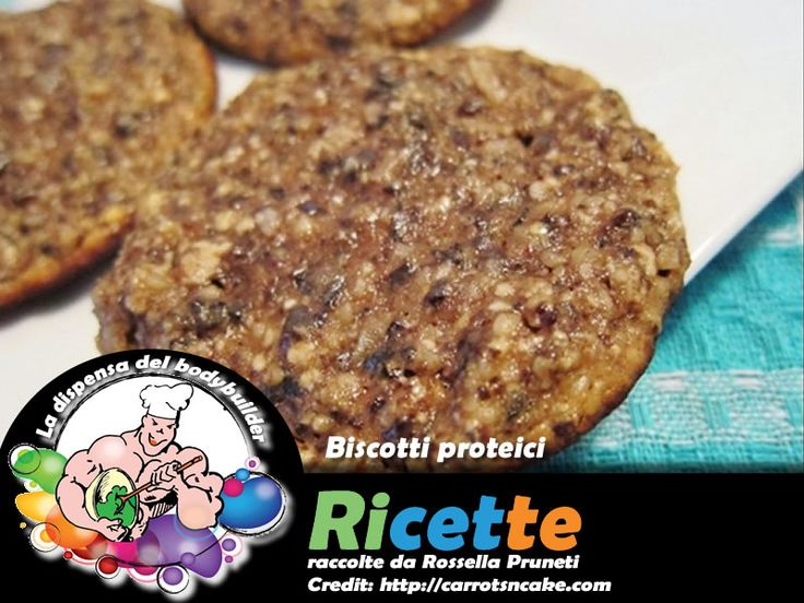 Biscotti proteici