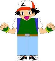 #pokemon #Ash-Ketchum #knutselen