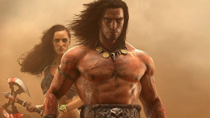 Conan Exiles: First Gameplay Trailer - YouTube
