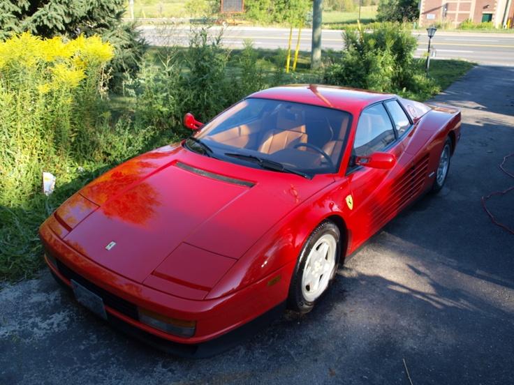 Ferrari Testerossa After