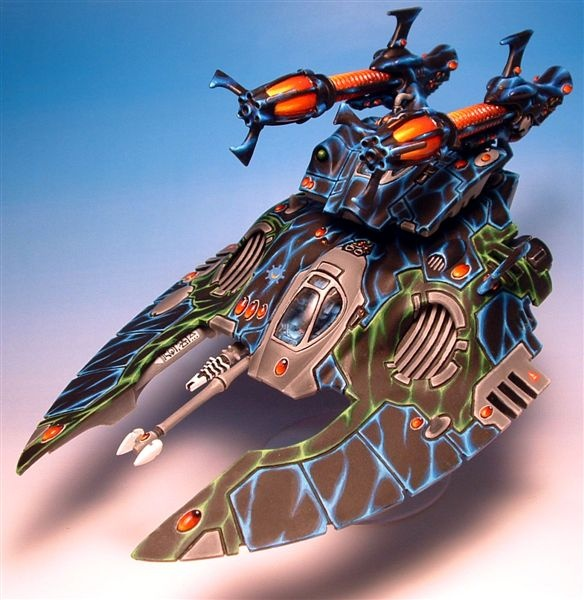 Eldar Nightspinner by Becko    definitely want one of these