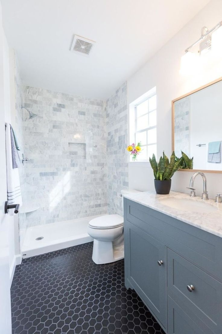 Bathroom Makeovers: 20+ Great Before & After Transformations for Every Budget#remodel #bathroom #home #design #deco