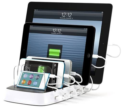 For the Apple orientated home.  Love this Griffin Powerdock 5.  Who needs one?  #technology http://www.pricerunner.co.uk/pli/483-630725562/Office-Supplies/Griffin-Technology-Griffin-PowerDock-5-digital-player-phone-web-tablet-charging-sta-Compare-Prices