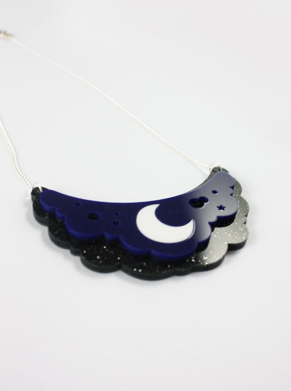 Hey, I found this really awesome Etsy listing at https://www.etsy.com/listing/179386817/princess-luna-necklace-my-little-pony