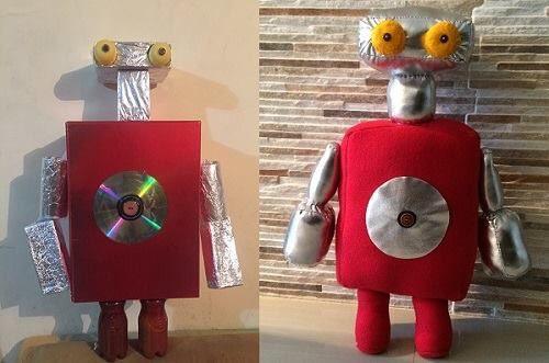 Sam, el robot de Ana Sofía