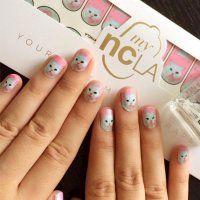 My NCLA, l'application de nail patch personnalisé! - Marie Claire