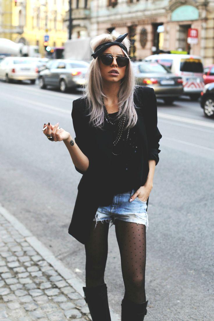 "fashion-clue: ""bouxtique: ""Carmen Grebenisan "" www.fashionclue.net| Fashion Tumblr, Street Wear & Outfits """