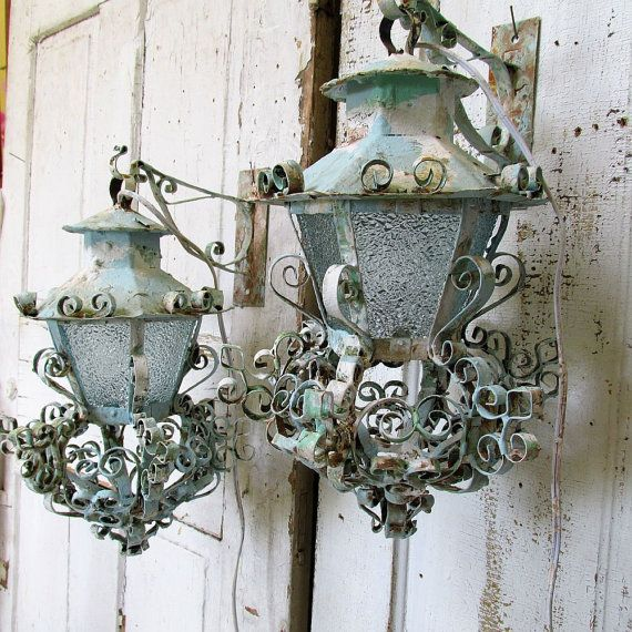 Decorative Electric Wall Sconces : 1000+ ideas about Electric Lantern on Pinterest Turkish Lanterns, Oil Lamps and Copper Lantern