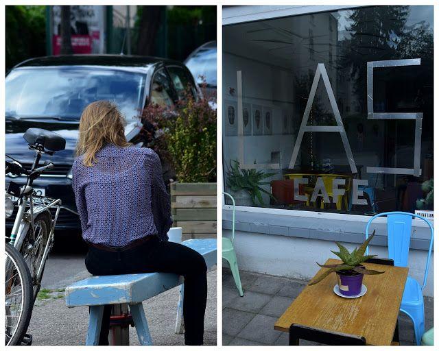 trzy w jednym : LAS CAFE Sopot ,dolnysopotpółnoc