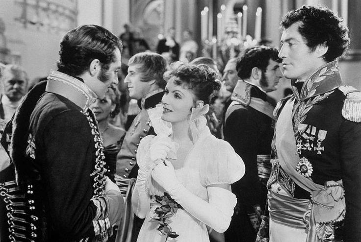 """Greta Garbo """"l'amante elbana"""" di Napoleone"""