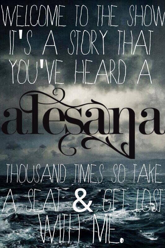 Alesana Song Lyrics | MetroLyrics