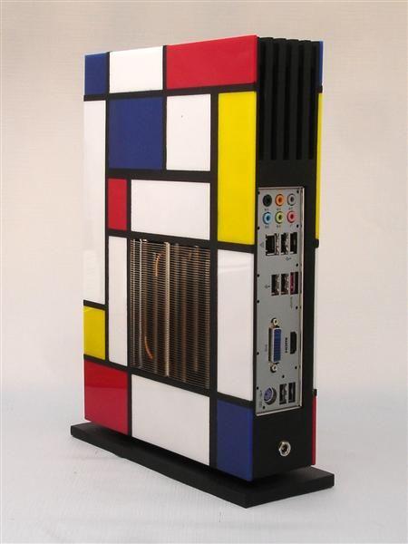 ¿Les gustaría decorar su sala con esta  Mini PC de Jeffrey Stephenson?