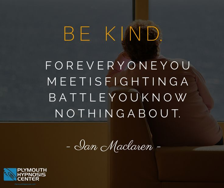 """""""Be kind. For everyone you meet is fighting a battle you know nothing about."""" - Ian Maclaren #LifeThought #quote #quotes #inspirationalquotes"""