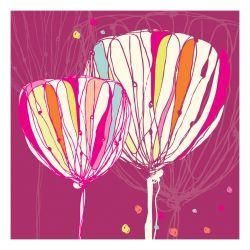 Dotty Tulips by Rachel Taylor