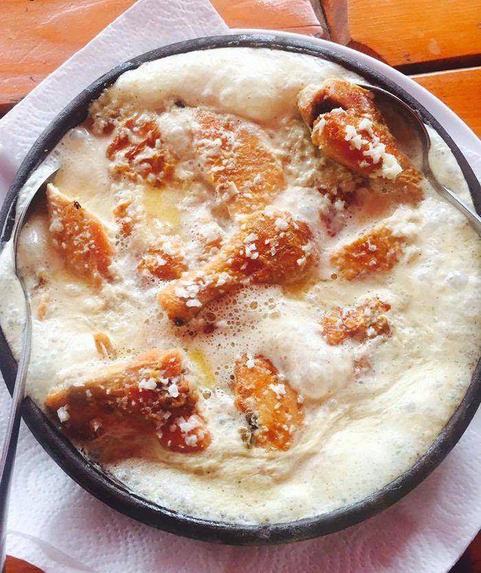 Узнав этот секрет, ты будешь готовить курицу только так! Чкмерули от грузинского джигита.
