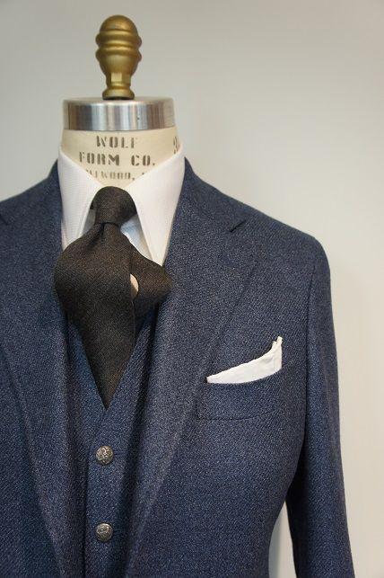 » DREAM TWEEDをご覧下さいませ! 麻布テーラークレスト | パーソナルオーダースーツ・シャツの麻布テーラー | azabu tailor