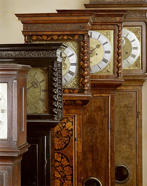 how to tell time from grandfather clock chimes