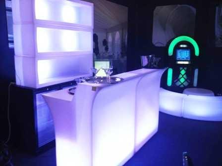 LED light bar #colourfulbar