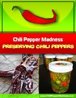 Freezing Chili Peppers