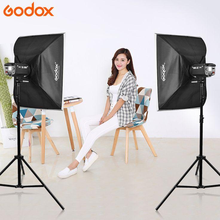 Godox 2x SL150 Studio Photo Accessories Flash Lighting Kit 5600K LED Video Light Lamp 2x. #Godox #SL150 #Studio #Photo #Accessories #Flash #Lighting #5600K #Video #Light #Lamp
