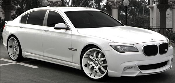 bmw 750li with asanti rims - Google Search