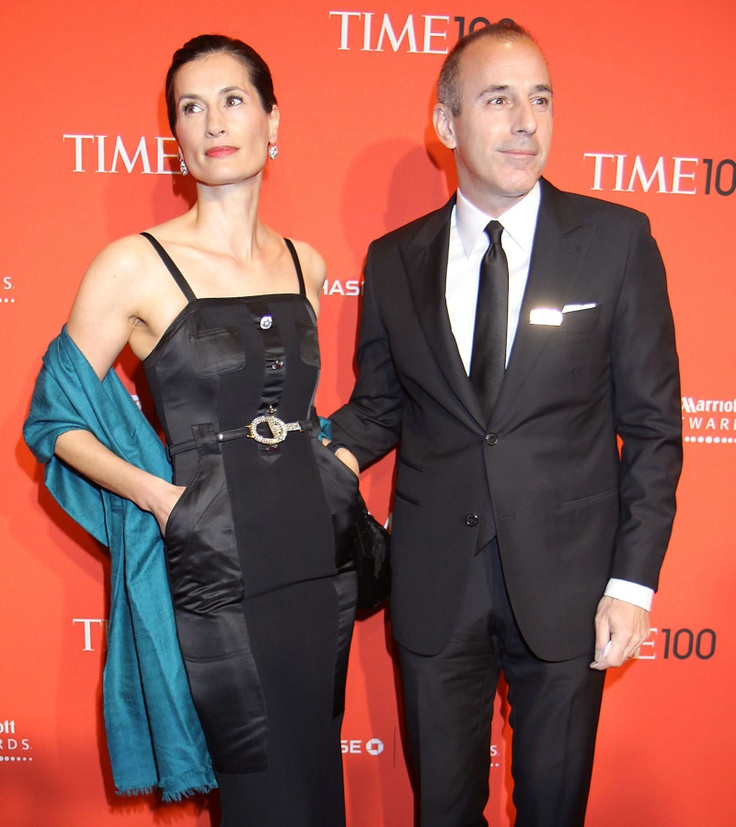 Pin by linda wilds on a little of this that pinterest for Natalie morales and matt lauer affair