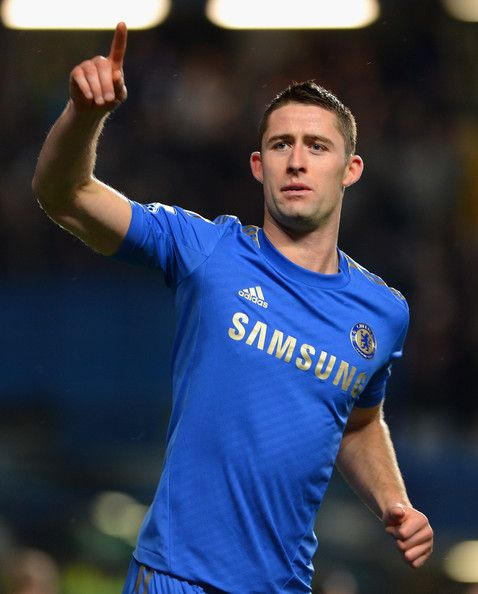 Gary Cahill Chelsea and English National Team  Superb strike against PSG 3/15/15!