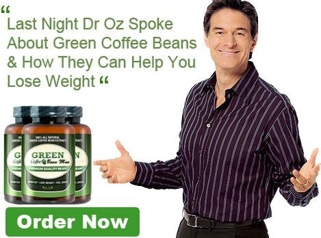 dr oz green coffee extract