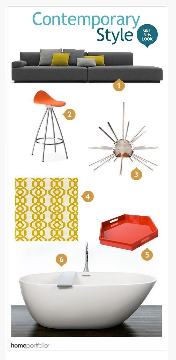 25 best Design Styles, Defined! images on Pinterest   Design styles ...