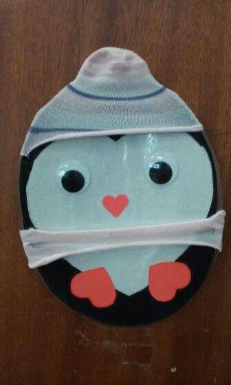 Penguin (preschool craft)