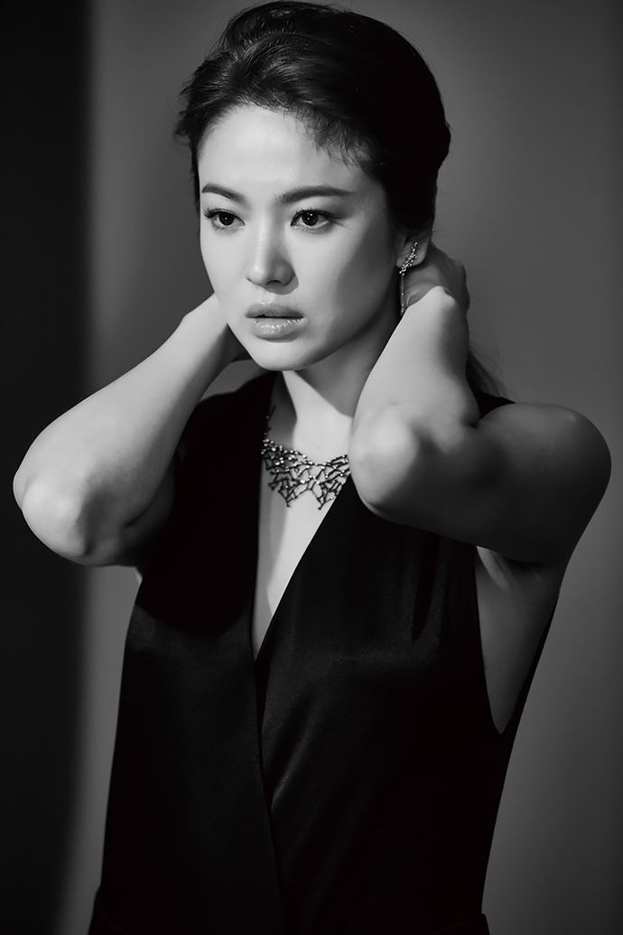 Song Hye Gyo for J.ESTINA FALL 2015.