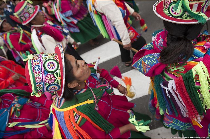 south korea independence day, images | ... dance along parade on plaza de armas, Lima Independence Day in Peru