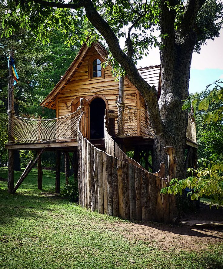 65 best extreme treehouses images on pinterest tree for Really cool houses