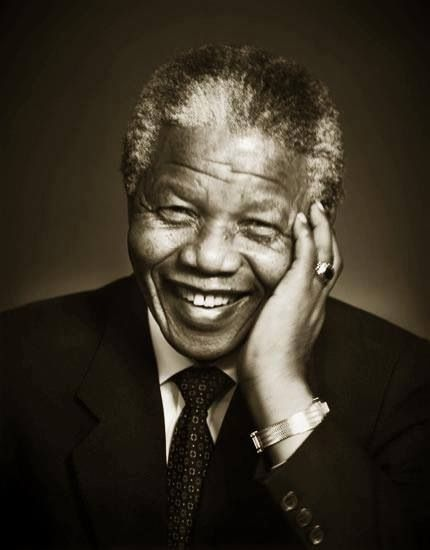 How lucky were we... God bless, enjoy the peace you left us.  Proud South African.