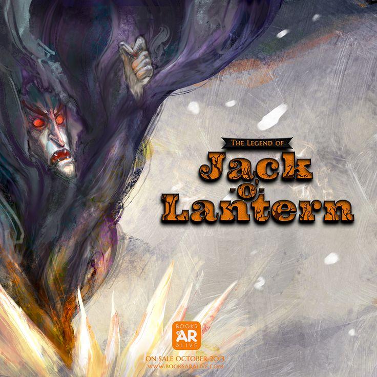 """I'm here for your Soul"", the Devil said...  #jackolantern  On Sale October 2013.  www.booksaralive.com"