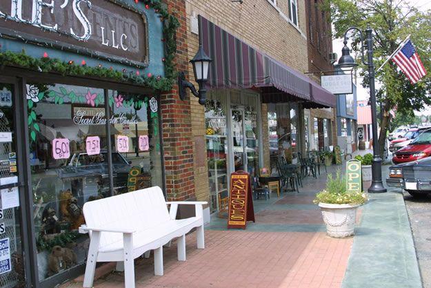 Jenks' Main Street