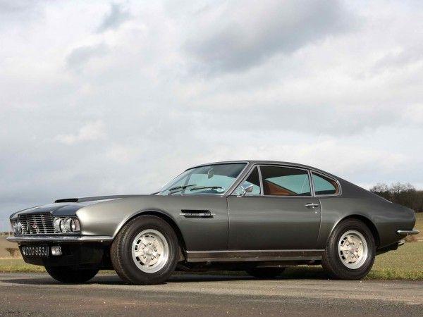 Aston Martin DBS V8 1970–1972