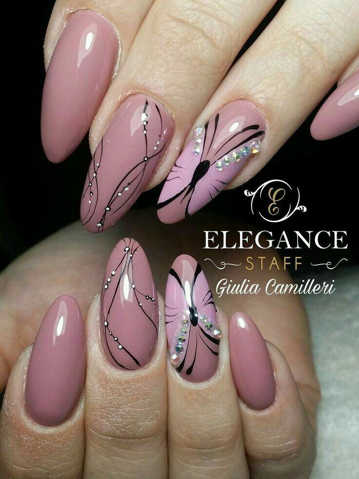 Pin By Tina Radulescu On Nails In 2019 Nails Nail Designs