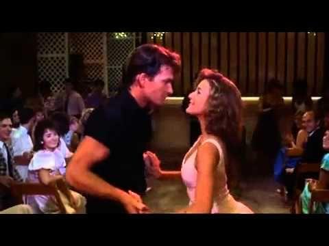 Dirty Dancing - Ritmo Quente : Time of my life (Dança final) - YouTube