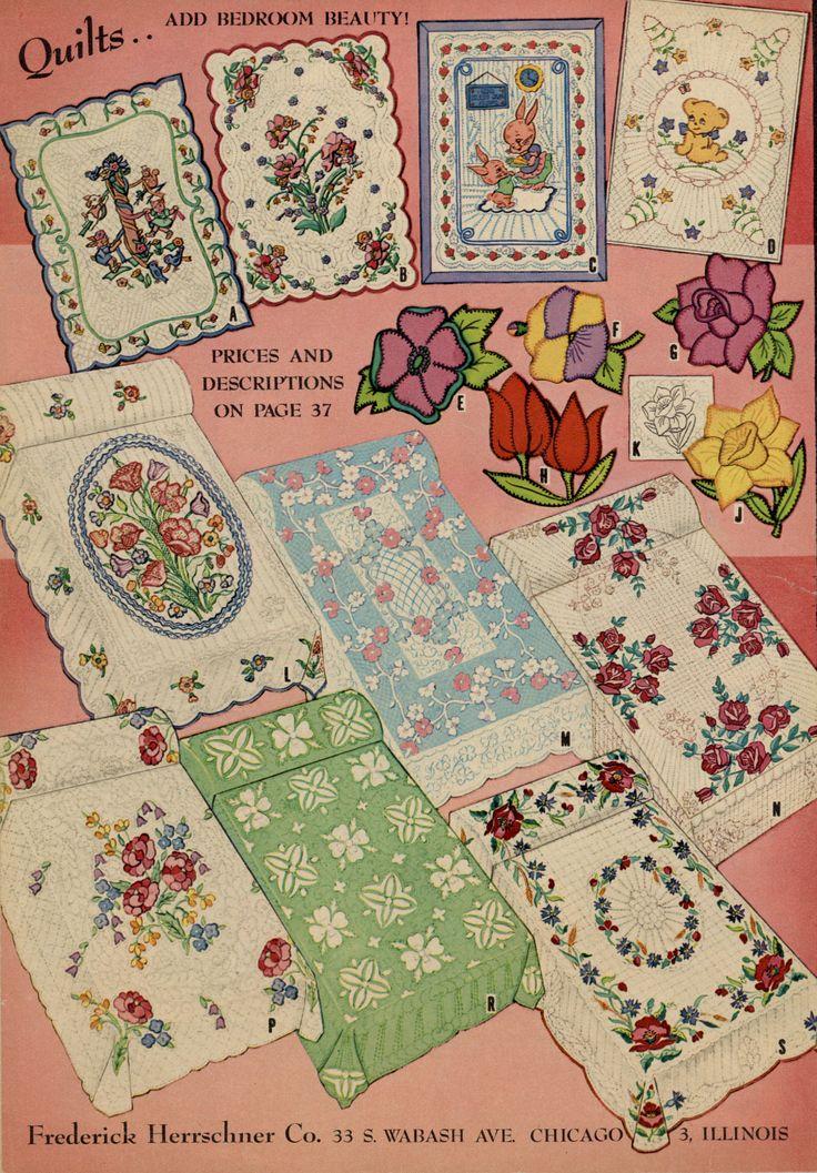 Vintage Quilt Kits 81
